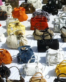 Fake Fashion – Is Buying Counterfeit Goods Worth It? | Textiles | Scoop.it