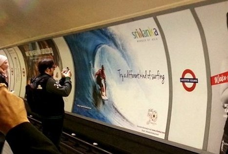 Sri Lanka Tourism's new campaign in London | All For You | Scoop.it