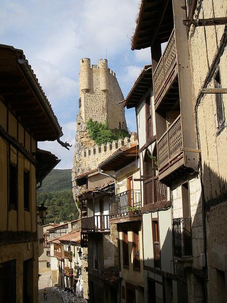 9 lugares curiosos congelados en la Edad Media (en Castilla y León) | Bidaiak eta Mendiak | Scoop.it
