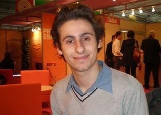 Maxime Verner, le plus jeune candidat à l'élection présidentielle, au salon de l'Etudiant - Letudiant.fr | En campagne avec Maxime Verner | Scoop.it
