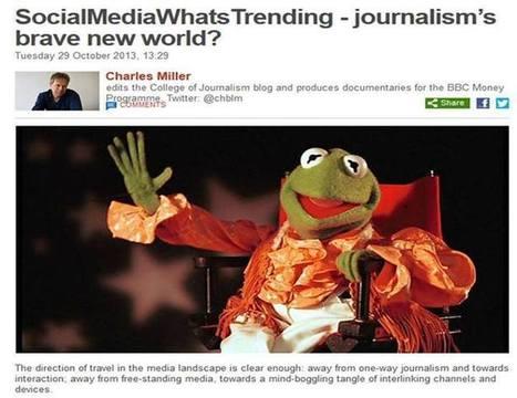 การใช้ social media ของสื่อ กับประเด็นแนวทางการใช้งาน | Online Journalism & Journalism in Digital Age | Scoop.it