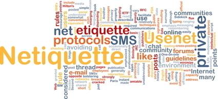 Social Media Etiquette: 15 do's and don'ts | Social Media Today | Social Media Butterflies | Scoop.it
