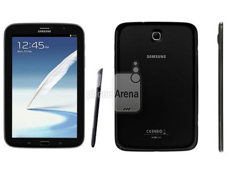 Une photo d'une Samsung Galaxy Note 8.0 noire | SMARTPHONES, TABLETTES & APPLICATIONS | Scoop.it