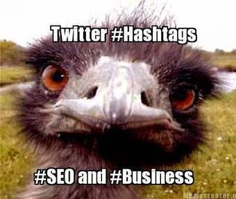 Twitter Hashtags for SEO – A Great Tool for Your Local Business | Twitter Stats, Strategies + Tips | Scoop.it