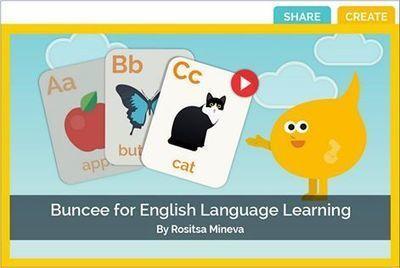 Buncee for EFL | Bulgarian education | Scoop.it