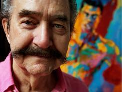 Artist LeRoy Neiman dies in New York at 91 - USA TODAY | English Learning House | Scoop.it