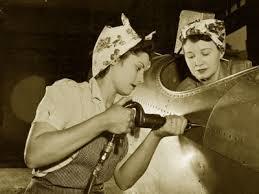 Who was Rosie the Riveter by Alia Hoyt | CRITICA DE CINEMA | Scoop.it