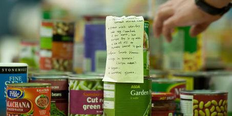 Malgré la reprise économique, le Royaume-Uni touché par la faim | Le Monolecte | Scoop.it