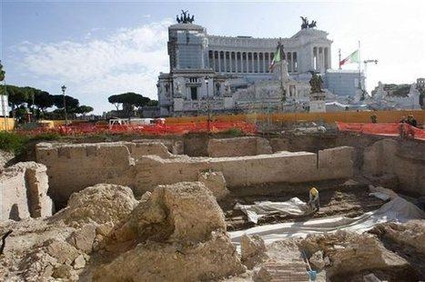El Ateneo de Adriano sale a la luz · National Geographic en español. | Mundo Clásico | Scoop.it