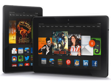 New Kindle Fire OS 3.1 Tackles Google's Chromecast | screen seriality | Scoop.it