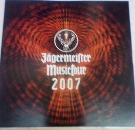 Derek Handova On the Records (Musically Speaking): Don't Choke on the Words: Jägermeister Musictour 2007 | On the Records (Musically Speaking) | Scoop.it
