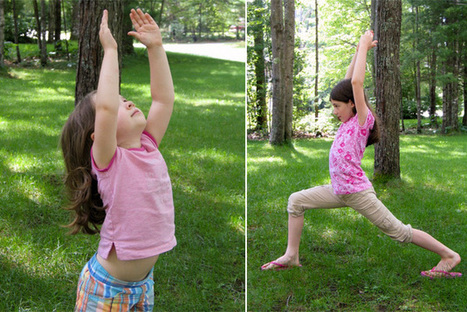 Yoga for Kids: Celebrating Summer with Sun Salutations | Parent Autrement à Tahiti | Scoop.it