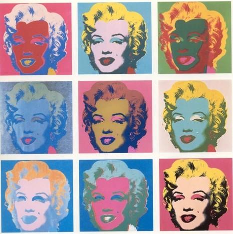 Andy Warhol si arta de consum | NewsUp! | Artiști Veritabili | Scoop.it