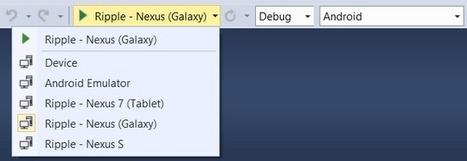 Surprise : Visual Studio 2013 intègre PhoneGap / Cordova - Journal du Net | DotNet | Scoop.it