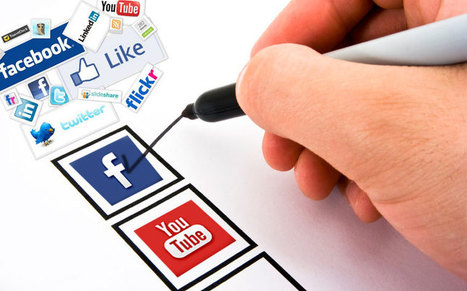 Lista de Chequeo para Redes Sociales - Duall MCM   Social, Seo, Web, Diseño   Scoop.it