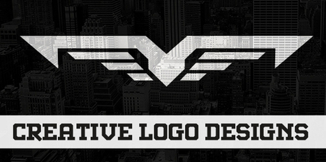 Creative Logo Designs for Inspiration | Inspired By Design | Scoop.it