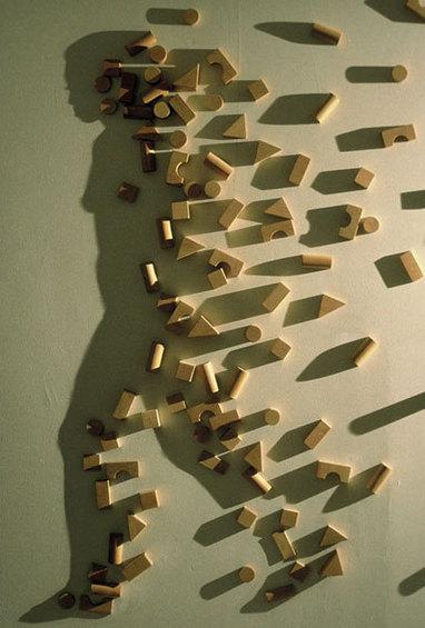 Luz y sombra, increíbles esculturas de Shadow Art | El Blog de Pato Giacomino | Scoop.it