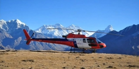Helicopter tour in Nepal | Nepal helicopter tour | Yeti Trail Adventure | Nepal Tour | Scoop.it