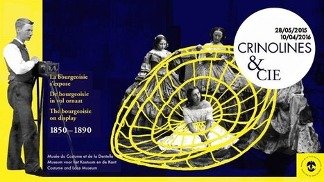 Museum of Costume and Lace | Crinolines & Cie. The Bourgeoisie on Display | design exhibitions | Scoop.it