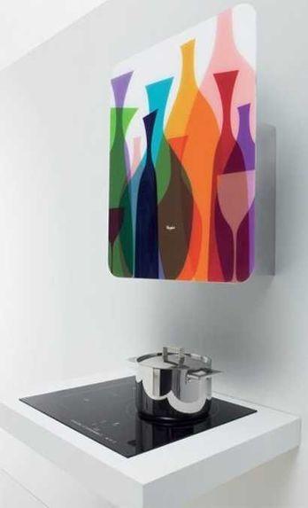 Contemporary Kitchen Hoods Bringing Art into Modern Kitchen Design | Home living Spaces - Kitchen - Bathroom - Living | Scoop.it