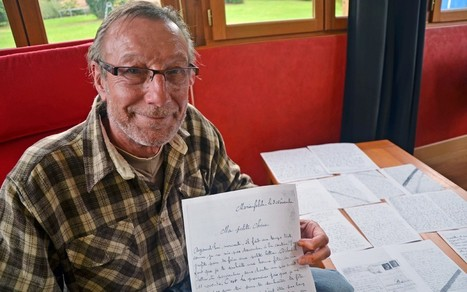 Wartime letters of French father in Nazi labour camp resurface  - Telegraph | European History 1914-1955 | Scoop.it