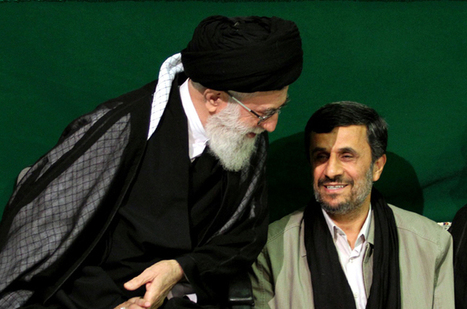 Iranian judges block Ahmadinejad prison visit   Comparative Government and Politics   Scoop.it