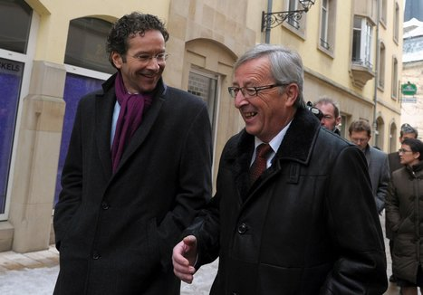 Euro Official, in New Role, Aims to Mend Rift Over Austerity | Eurozone Debt Crisis | Scoop.it
