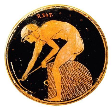 Esclavos en Atenas, la vida sin libertad | www.culturaclasica.com | EURICLEA | Scoop.it
