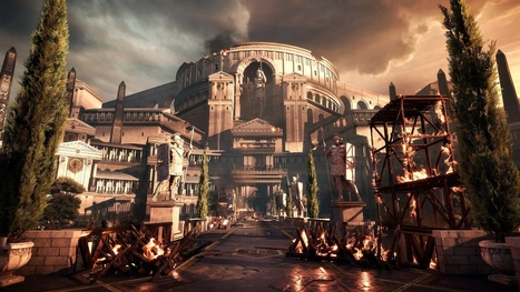 Ryse: Son of Rome Prepares to Attack the Xbox One's Launch - SoVideoGaming | mw3 | Scoop.it