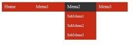 DotNetCode: Create simple dropdown CSS menu in asp.net   .NET coding   Scoop.it