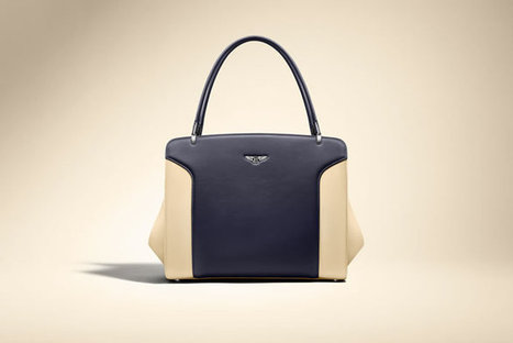Scarves and more! Bentley reinvents 2014 Capsule Handbag Collection | MINDS OF LUXURY | Scoop.it
