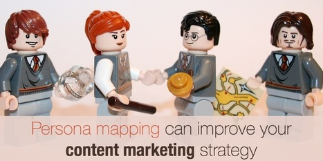 Persona mapping improves your content marketing strategy | digital marketing strategy | Scoop.it