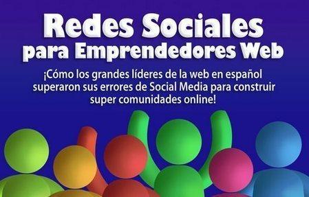 Libro gratuito: Redes Sociales para emprendedores Web | Aprendizajes 2.0 | Scoop.it