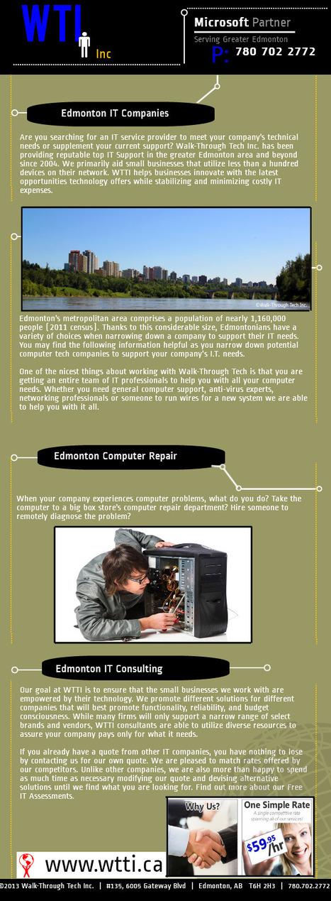 Edmonton Computer | Edmonton IT Companies | Scoop.it