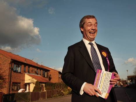 Ukip tops Independent on Sunday poll as the nation's favourite party | Political Parties | Scoop.it