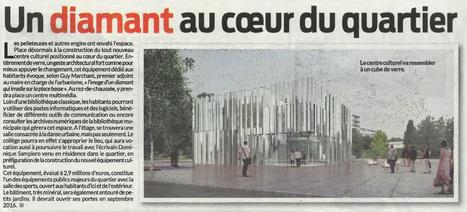 Un diamant au coeur du quartier | Revue de presse | Scoop.it