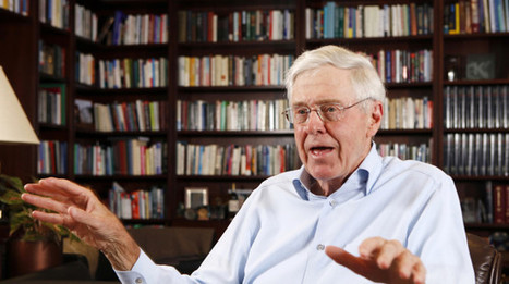 Charles Koch Rails Against Trump, Cruz: They're 'Terrible Role Models' | LibertyE Global Renaissance | Scoop.it