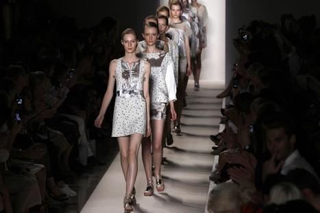 Vanessa Bruno spring/summer 2012 en mode flip'y b | Punky B | Fashion & more... | Scoop.it