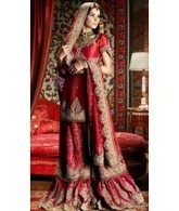 Pakistani Bridal Lehengas, Anarkali suits and sarees online | carryurstyle-blogging | Scoop.it