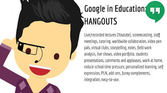 Techknowledgeschool: #Google apps for #education #gafe - #Hangouts #edtech by @AndoniSanz   Blended Learning   Scoop.it