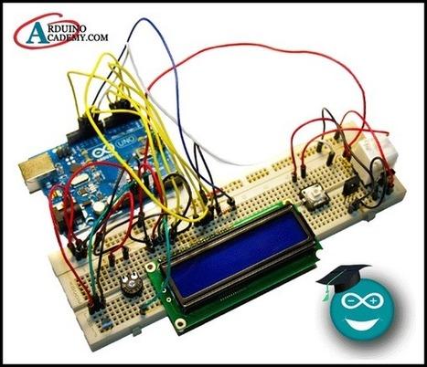 Tutorial Arduino #0007 - Display + MCP9700 | Big and Open Data, FabLab, Internet of things | Scoop.it