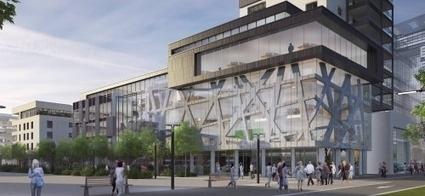 Rouen : le futur quartier Luciline sera chauffé à l'aquathermie - Tendance Ouest Rouen | Ouï dire | Scoop.it