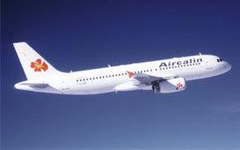 Aircalin continue son développement en tant que compagnie de désenclavement   AirCalin   Scoop.it