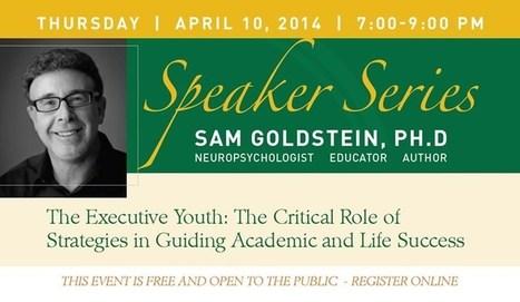 DVF School: Guest Speaker: Sam Goldstein, Ph.D. | Dyslexia education | Scoop.it