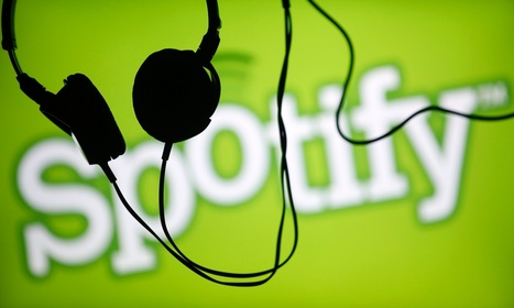 Spotify says it's 'a matter of time' before it overtakes Apple's iTunes in Europe | Music Industry | Scoop.it