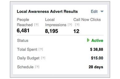 New features for Local Awareness adverts on Facebook | Mobile 2 Store | Scoop.it