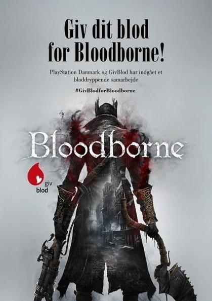 Bloodborne : campagne marketing insolite au Danemark | Agence Smith | Scoop.it