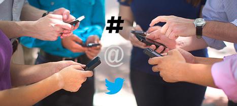 Tweet like a pro - Blog - News - The Law Society | London | Scoop.it