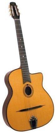 Gitane DG-255 Django Jazz Guitar (Natural, Acoustic) | Best Acoustic Guitar Reviews | Scoop.it