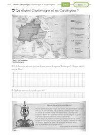 Histoire CM1 – Charlemagne et les Carolingiens | Les Héros Oubliés - Ressources documentaires | Scoop.it